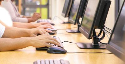 استخدام الحاسب الآلي في الأعمال المكتبية